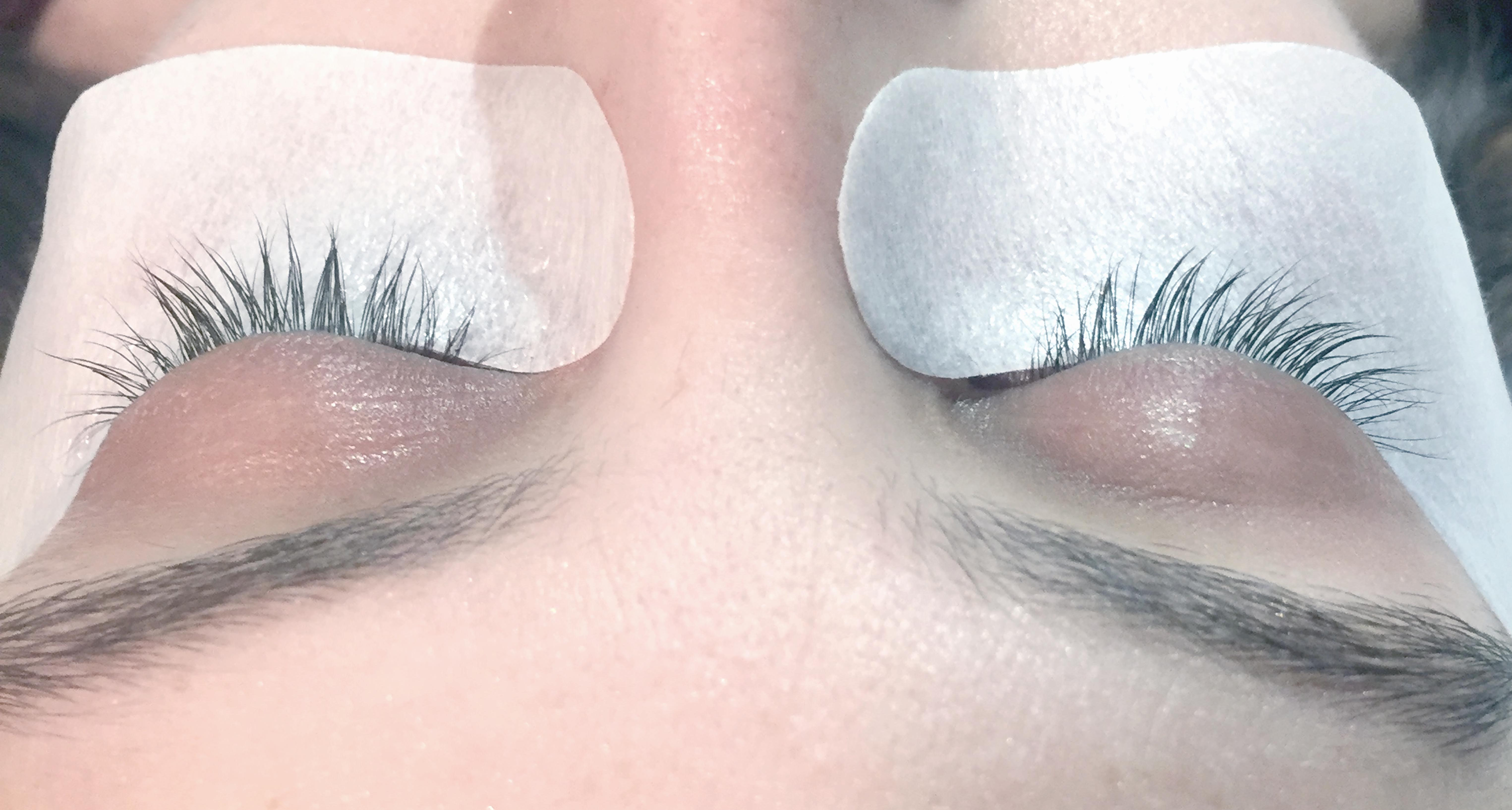 My Experience Getting Lash Extensions