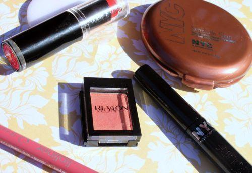 Top 5 Under $5 Makeup