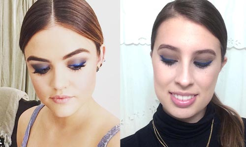 Lucy Hale Inspired Makeup