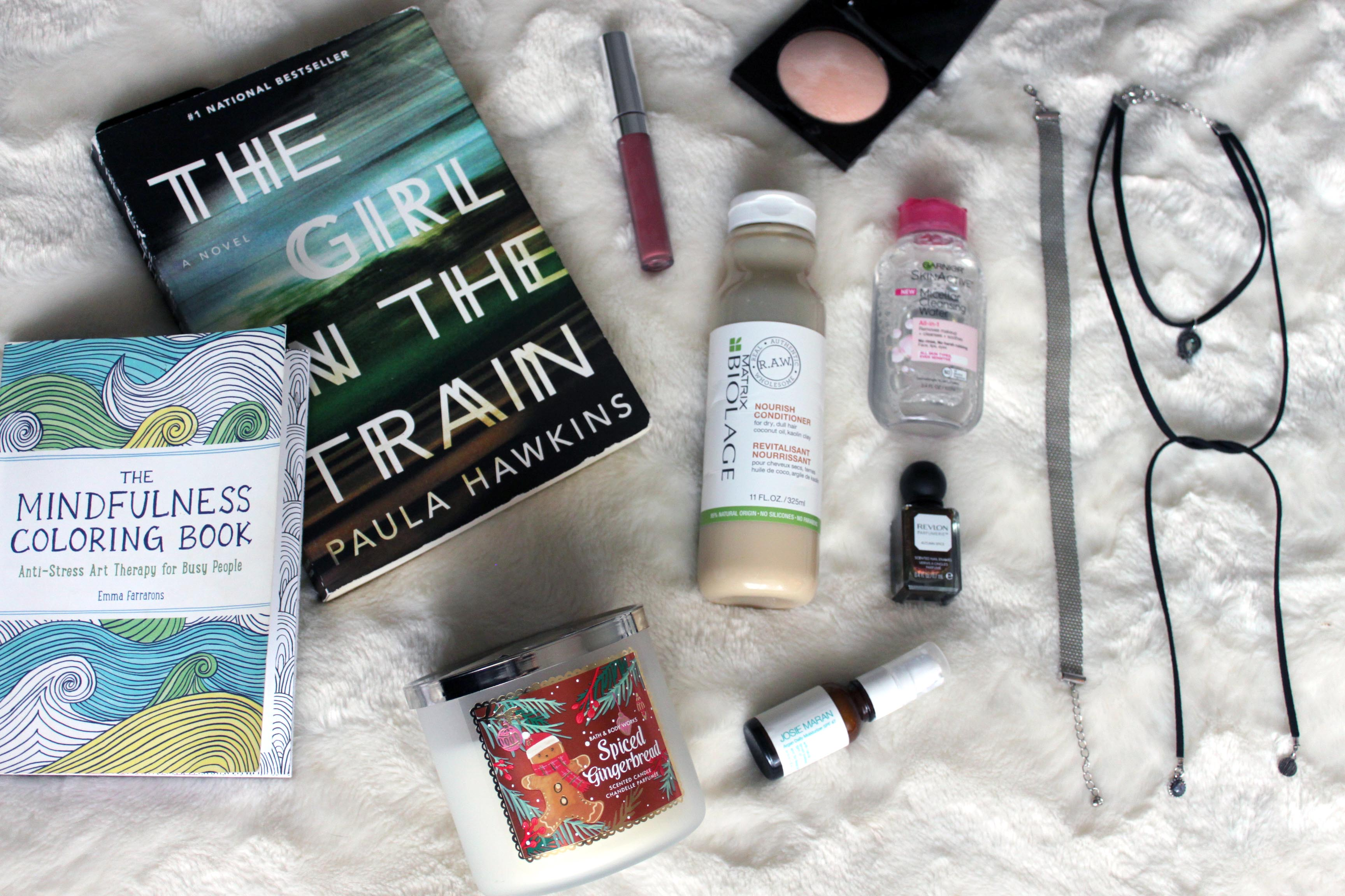November 2016 Beauty & Lifestyle Favourites