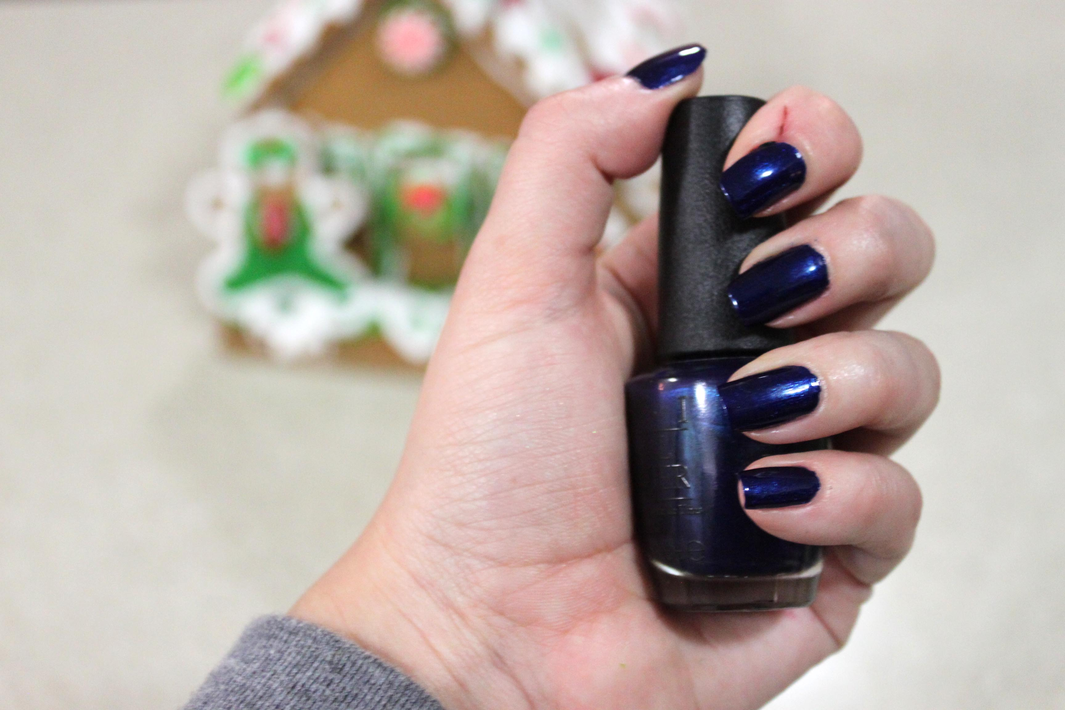 Five Favourite Nail Colours For Winter