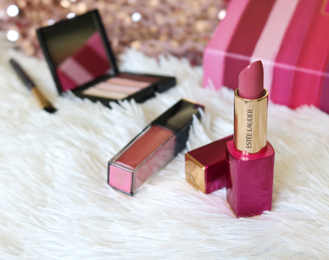 Estee Lauder Breast Cancer Lipstick