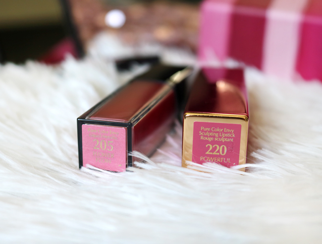 Estee Lauder Limited Edition Lipgloss and Lipstick for Breast Cancer Campaign