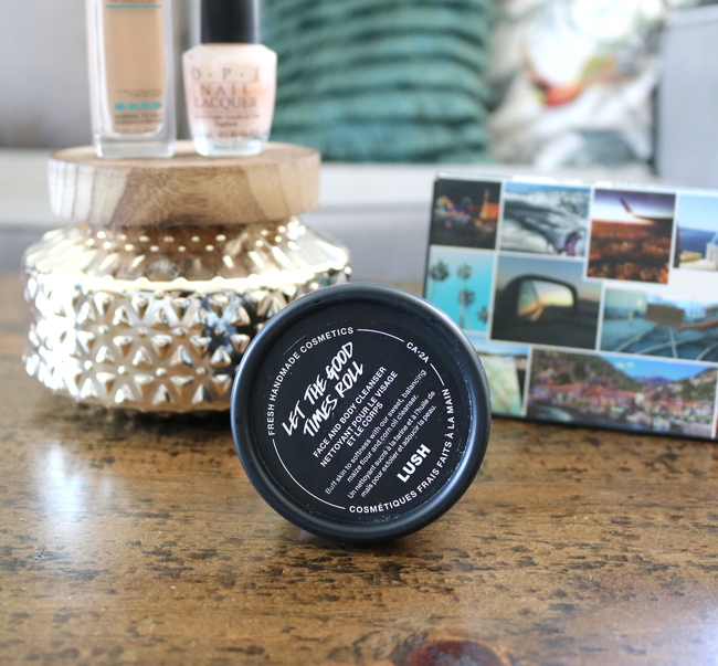 September 2018 Fave: LUSH Let The Good Times Roll