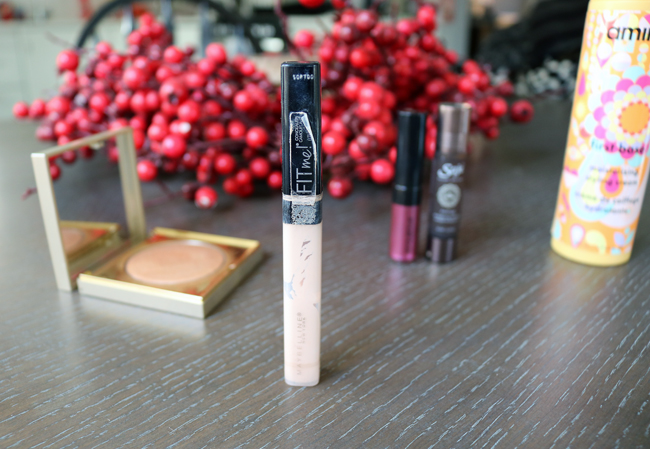 Maybelline Fit Me Concealer - As A Foundation?