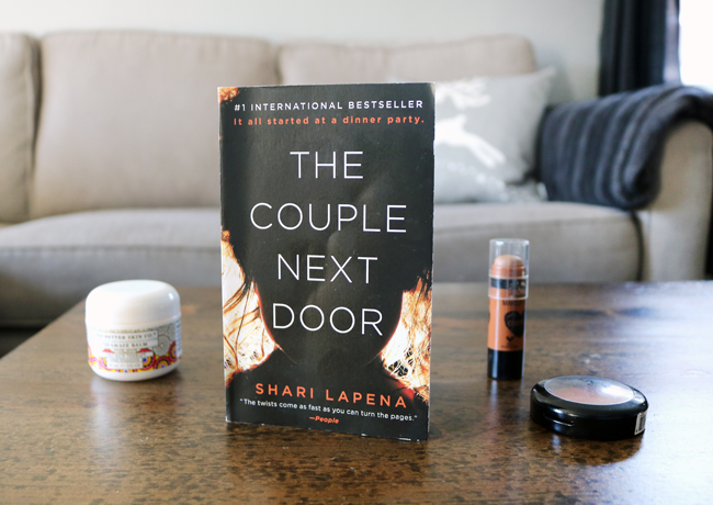 The Couple Next Door by Shari Lapena - A November Favourite