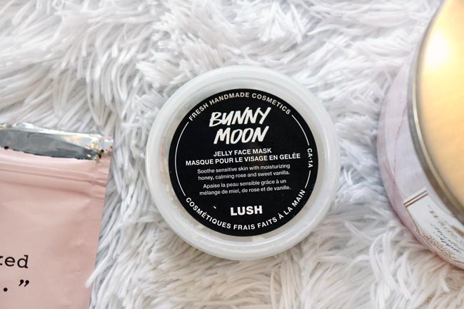 LUSH Bunny Moon Jelly Face Mask + Why I Regret Buying It