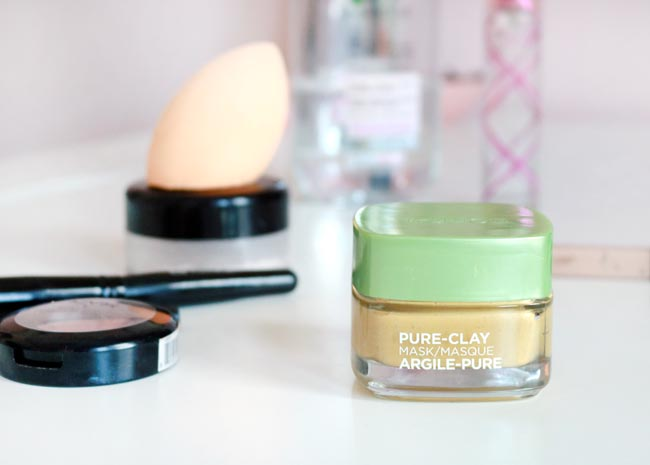 Top 20 Under $20: L'Oreal Pure Clay Masks