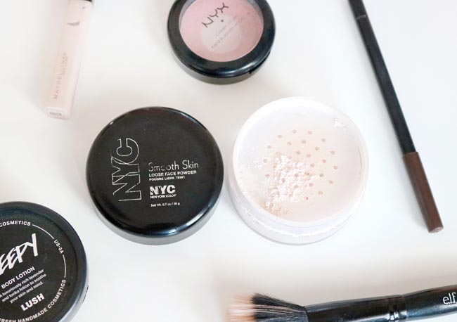 Top 20 Under $20: NYC Smooth Skin Loose Face Powder