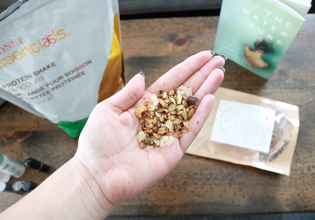 February 2019 Lifestyle Favourite - Ahavah Granola