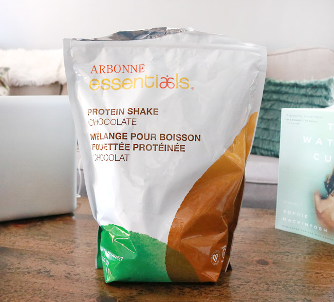 February 2019 Lifestyle Favourite - Arbonne Chocolate Protein Shake