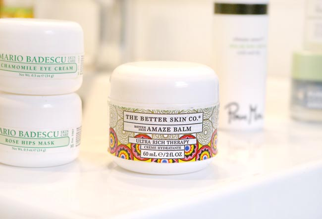 Empty Products, Skincare Edition: The Better Skin Co. Amaze Balm