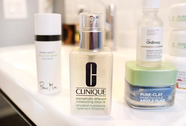 Empty Products, Skincare Edition: Clinique Dramatically Different Moisturizing Lotion +