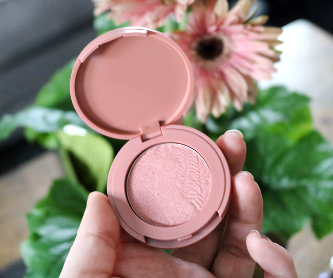 A Little Goes A Long Way - Tarte Amazonian Clay 12-Hour Blush In Party