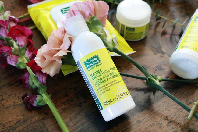 Thursday Plantation Tea Tree & Witch Hazel Toner Review