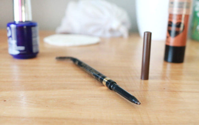 L'Oreal Brow Stylist Liner as Lip Liner