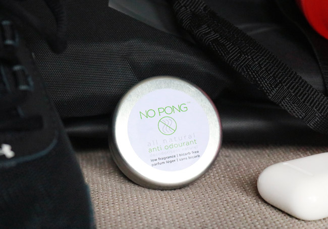No Pong Low Fragrance Natural Deodorant Review