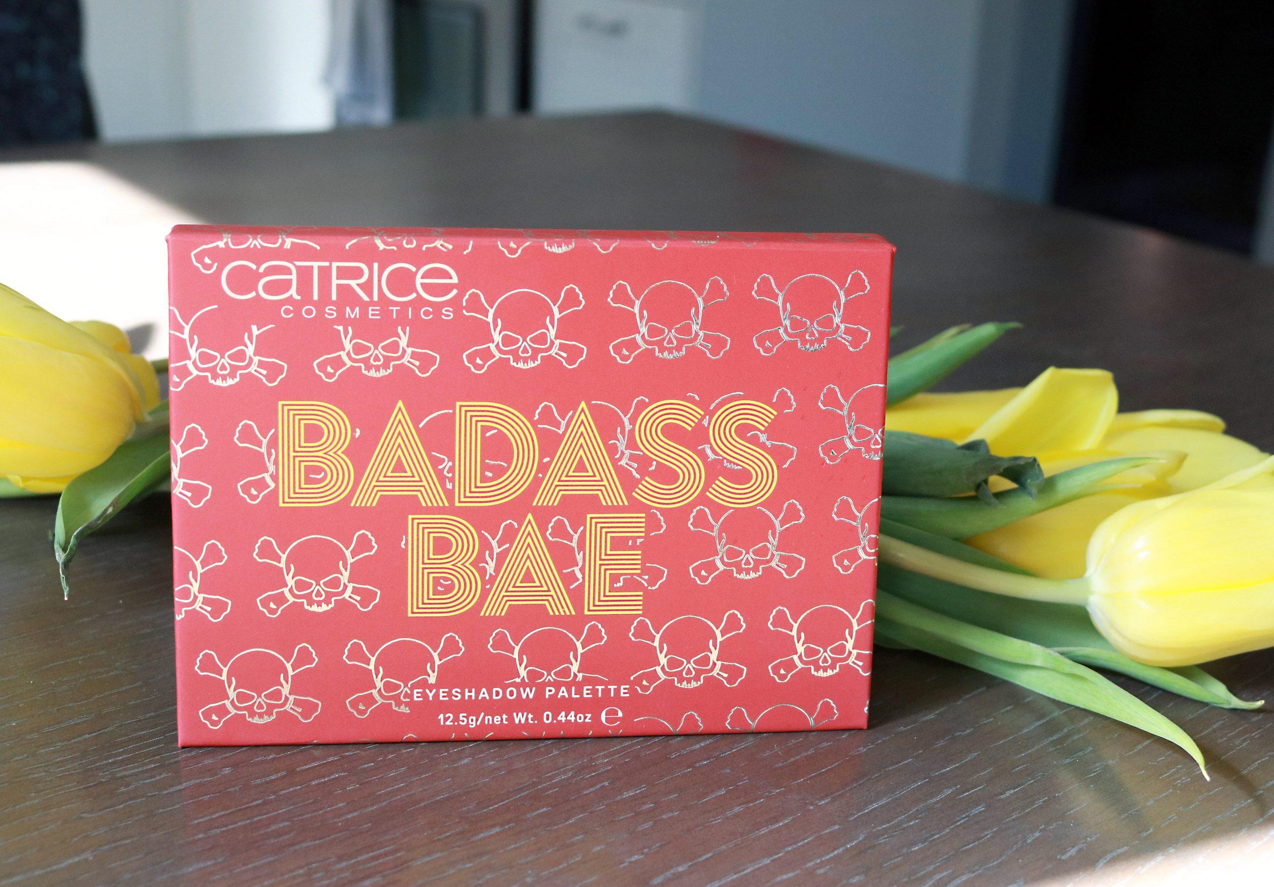 CATRICE Badass Bae Eyeshadow Palette