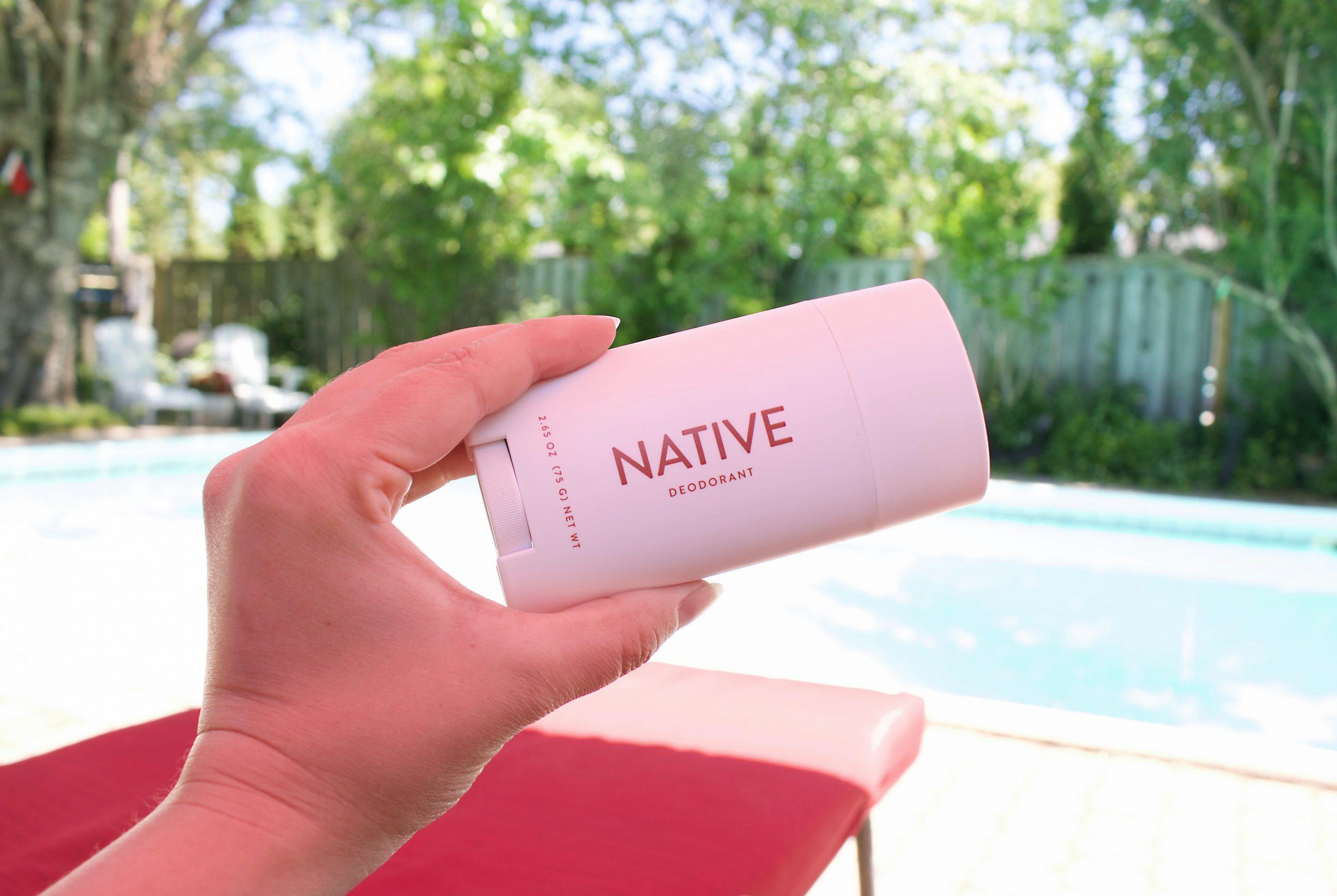 The Natural Deodorant I Didn't Like