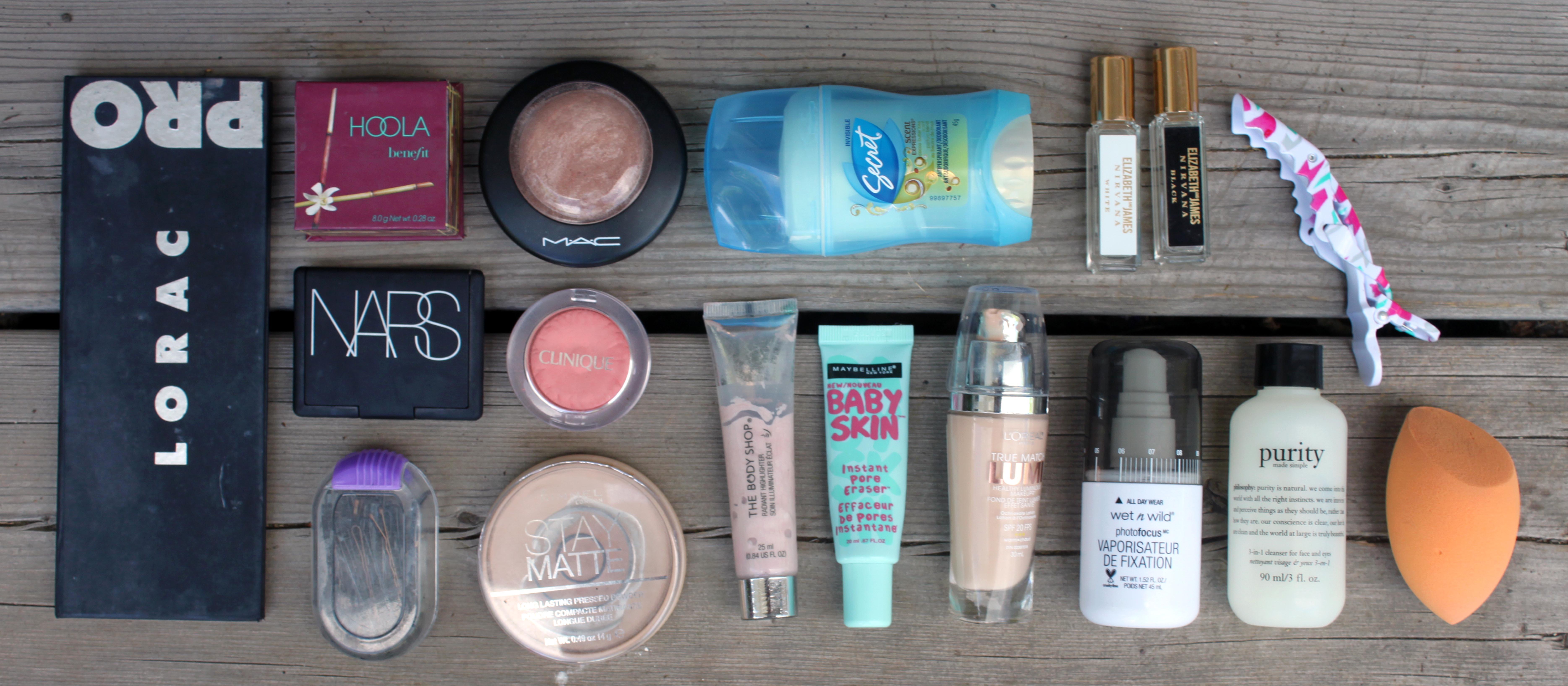 Overnight Makeup