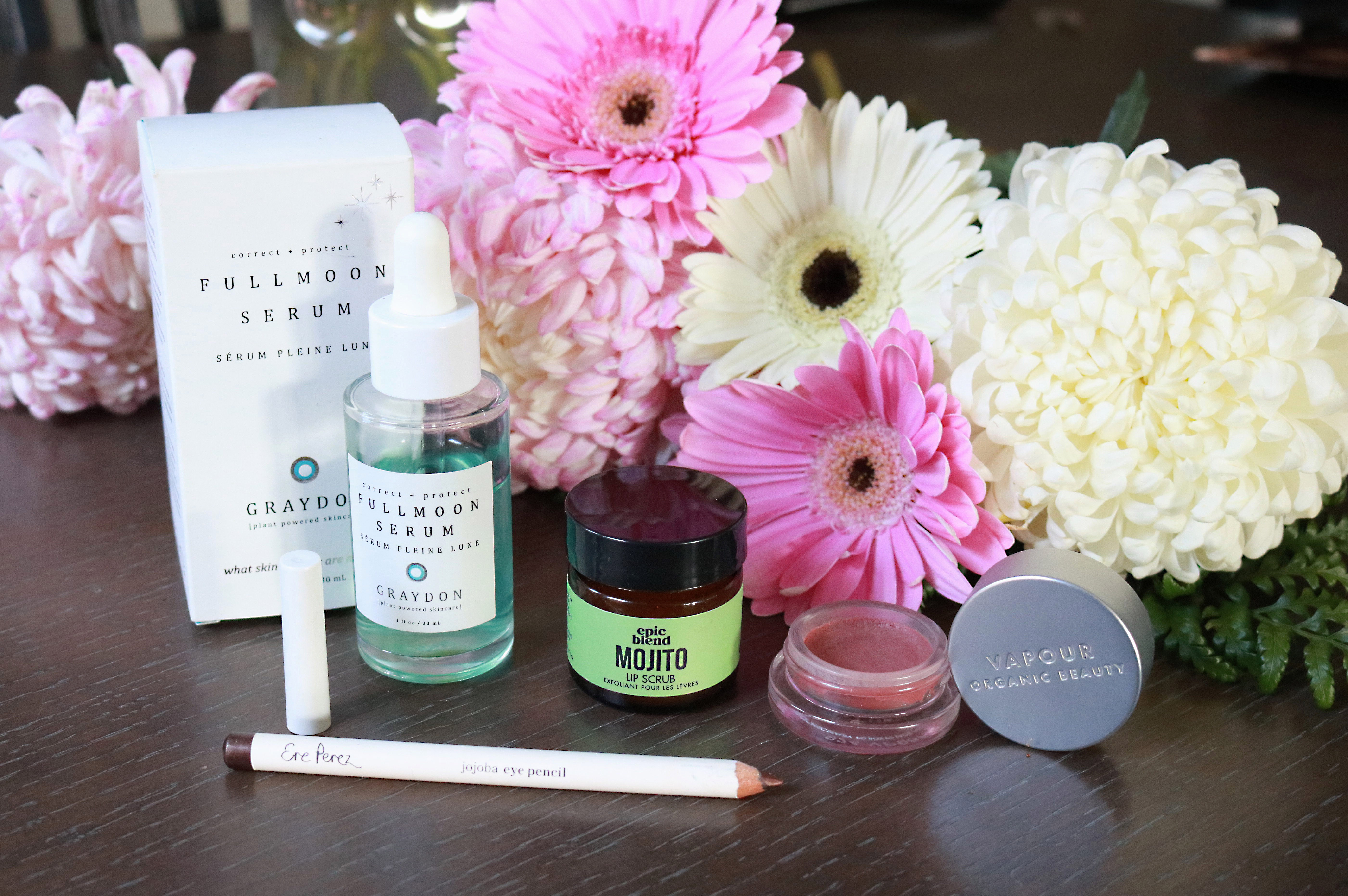 Clean Beauty Products I'm Loving Right Now