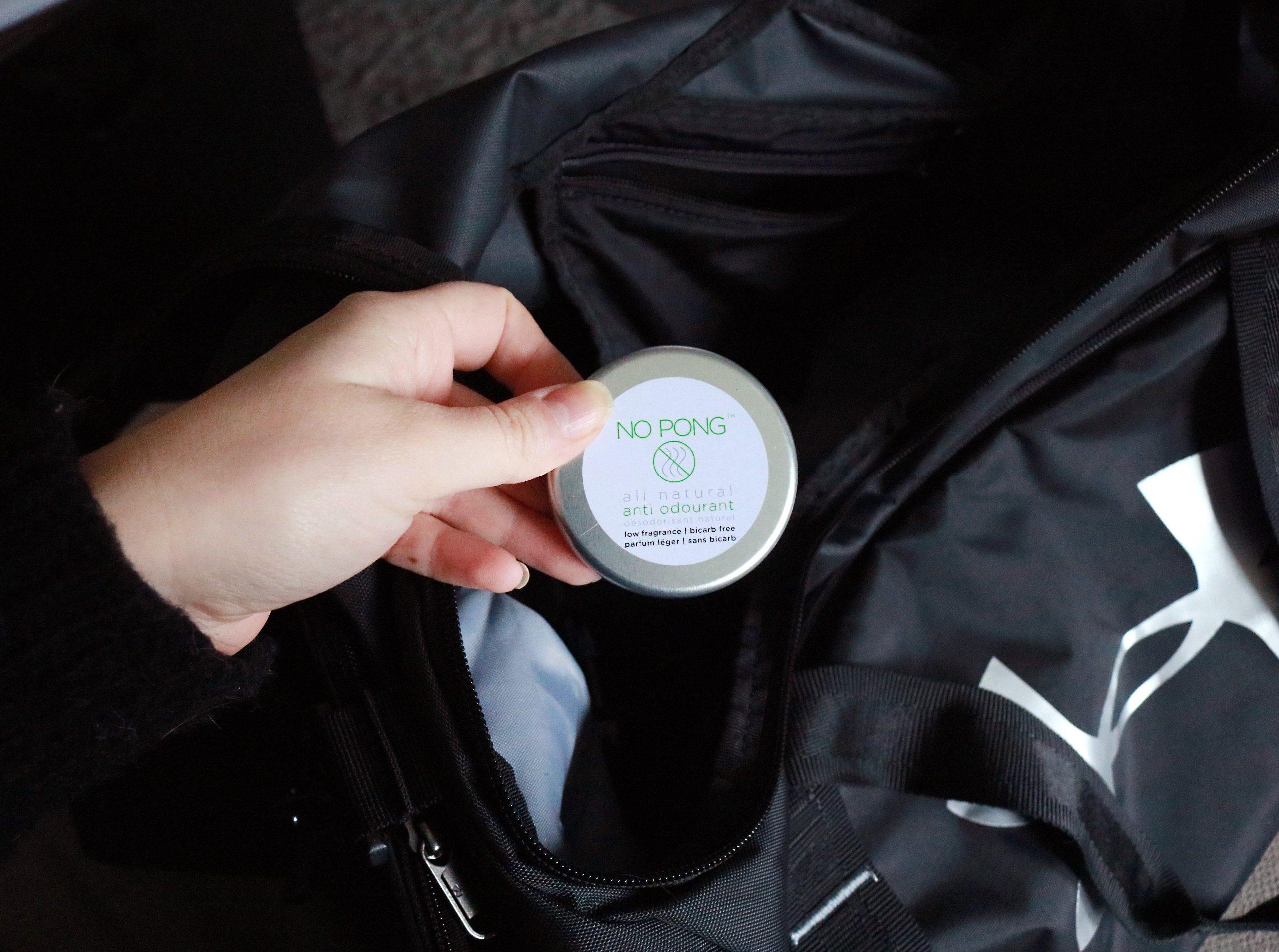 Natural Deodorant Review: No Pong