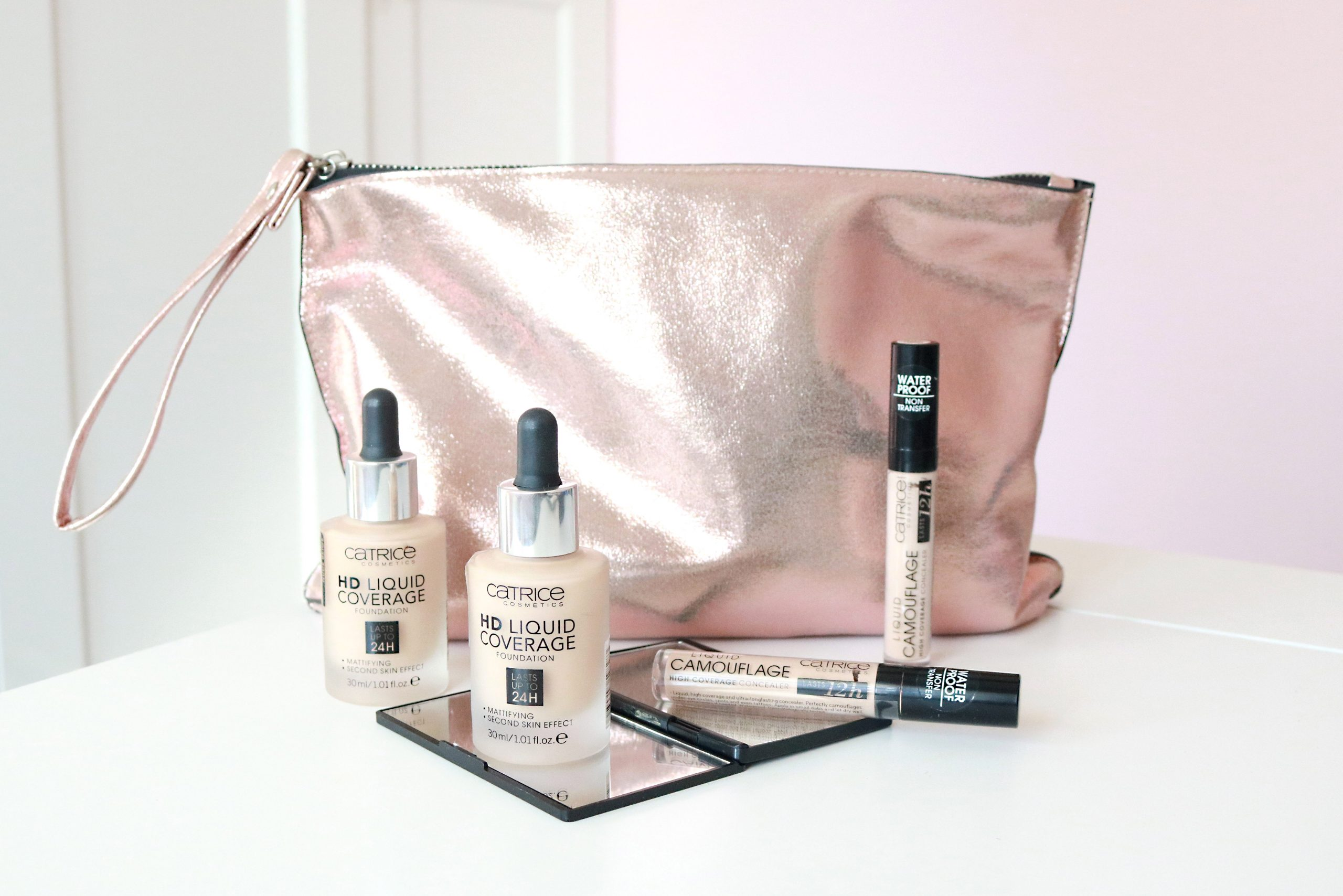 CATRICE Foundation and Concealer Review
